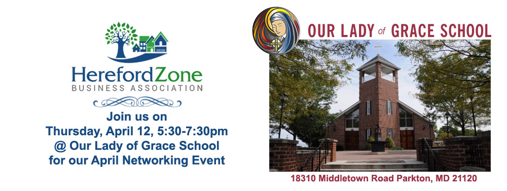 HZBA 2018 April Networking Event at Our Lady of Grace Preschool